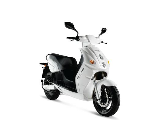 moto eléctrica veems scooter 4000 watts autonomía 80km
