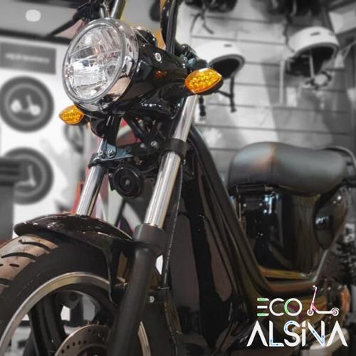 moto eléctrica volt 1 autonomía de 50km / no sunra new 2020