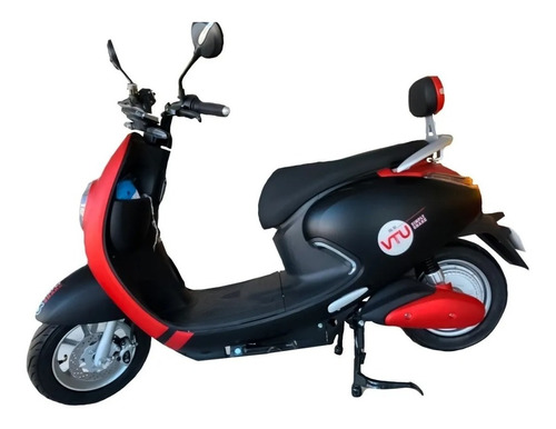 moto eléctrica vtu