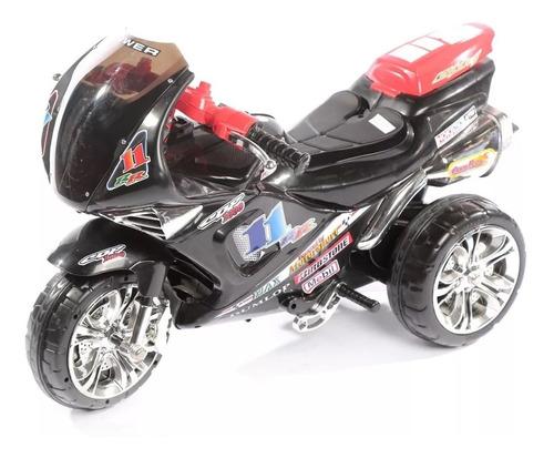 moto electrico bateria niños 6 volt 7280 dencar babymovil