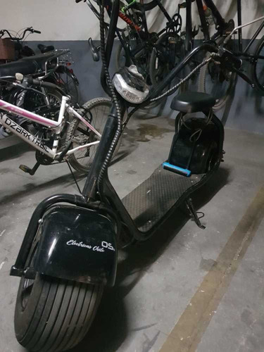 moto electrico scooter