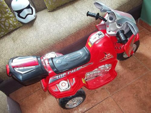 moto electronico para niños