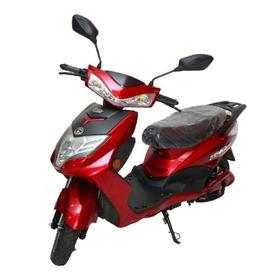 Moto Elétrica Águia Preta
