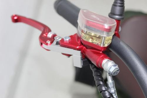 moto elétrica custom gloov modelo s1 verde 2019 zero km