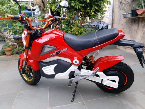 moto elétrica foxbike 84v 2000w