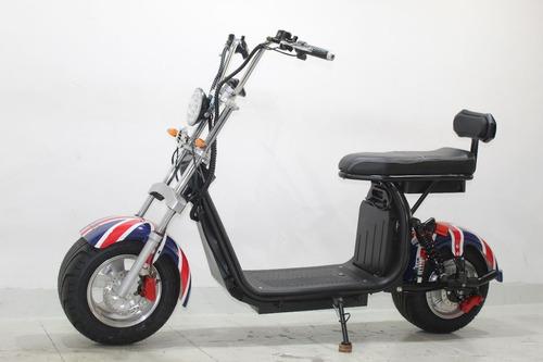 moto elétrica gloov scooter modelo s6 azul 2019 zero km