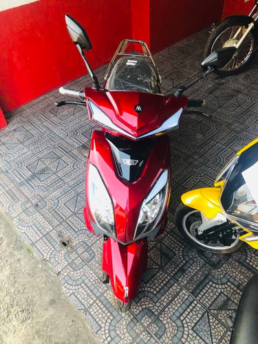moto elétrica rui kun 2019 parcela ótima para dia a dia