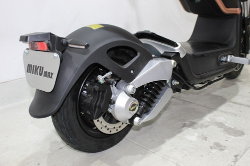 moto elétrica scooter cicloway minimax verde 2019