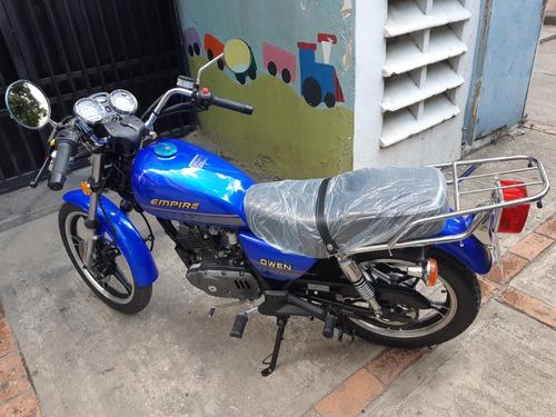 moto empire keeway owen 2019 nueva a estrenar 0km remate