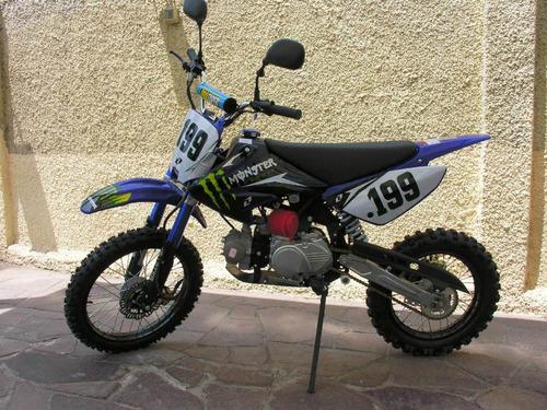 moto enduro 125
