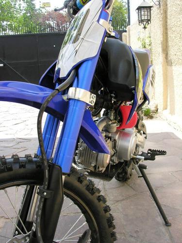 moto enduro 125 cc frenos disco ar 17/14 fesal