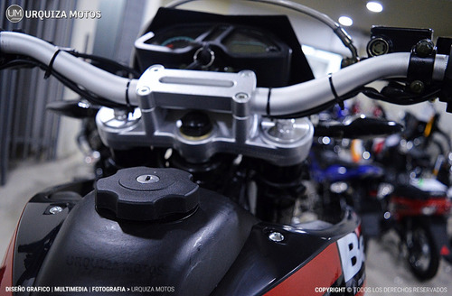 moto enduro beta tr 2.5 250 xtz tornado 250 urquiza 2017