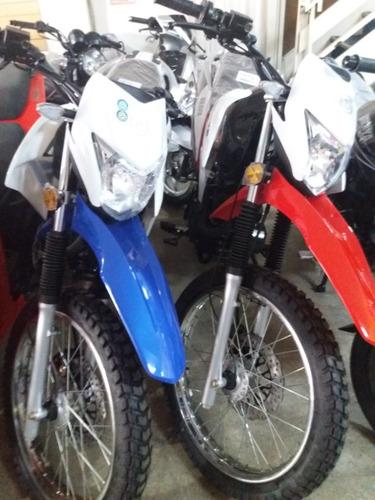 moto enduro brava elektra 150 0km - cross calle