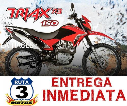 moto enduro corven triax 150 r3 2018 0km