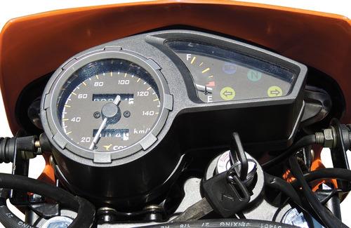 moto enduro corven triax 200 r3 0km urquiza motos