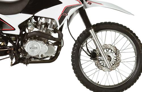 moto enduro corven triax 250