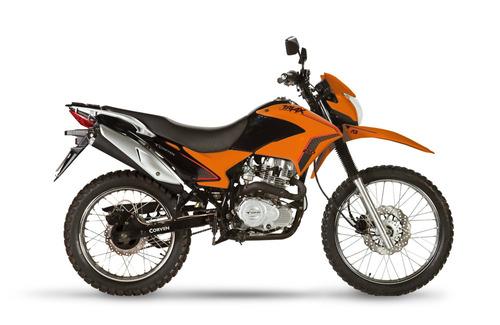 moto enduro corven triax 250 motos