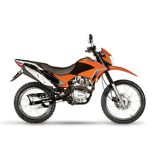 moto enduro cross corven triax 150 r3 0km urquiza motos
