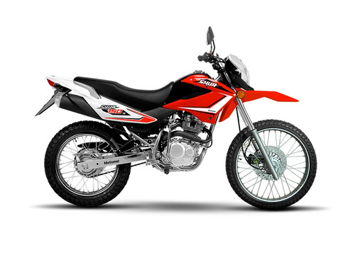 moto enduro cross motomel skua 150 v6 0km 2018