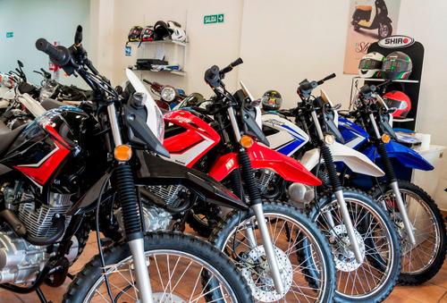 moto enduro cross  skua 150 v6 precio pago de contado