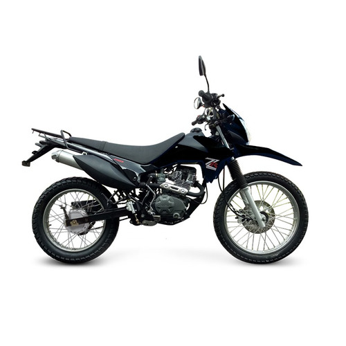 moto enduro cross zanella zr 150 lt 0km 0 km urquiza motos
