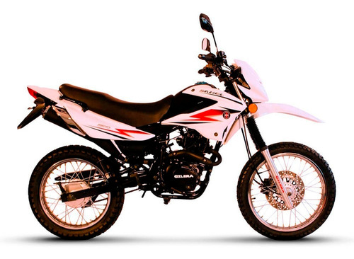 moto enduro gilera sahel 150 0km urquiza motos