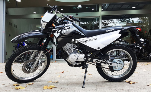 moto enduro jianshe 125 6b e tipo xtz 0km urquiza motos
