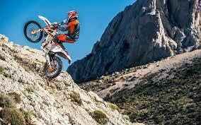 moto enduro ktm 450 exc six days 2017 españa - ktm palermo