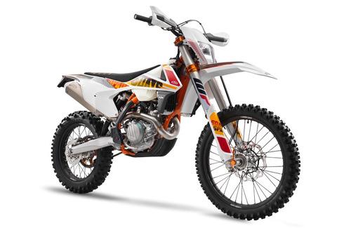moto enduro ktm 450 exc six days 2018 españa 0km ktm palermo