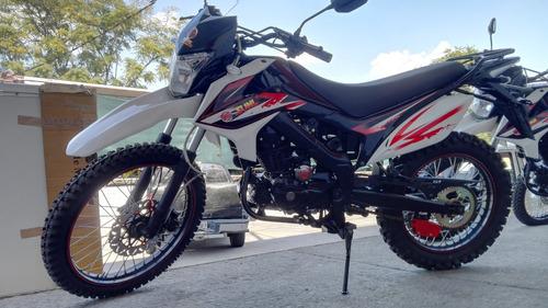 moto enduro marca sunl 250cc nueva 2016 oferta