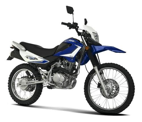 moto enduro motomel skua 150 v6 0km urquiza motos