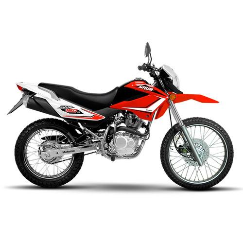 moto enduro motomel skua 150 v6 cross  0km urquiza motos