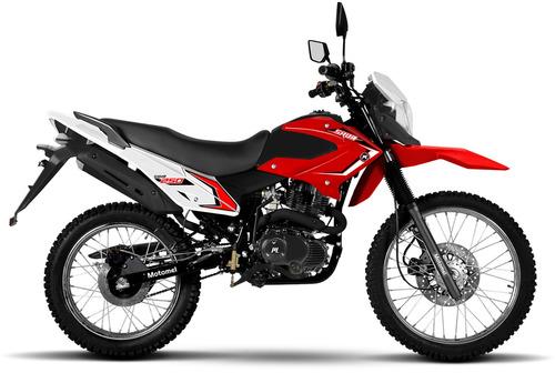 moto enduro motomel skua 250 base cross 0km 2018 xtz