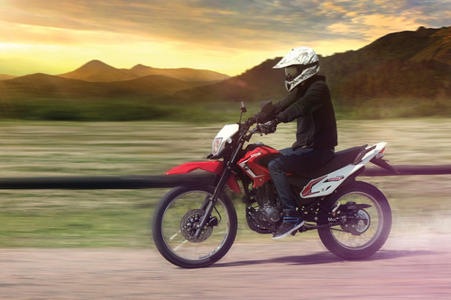 moto enduro motomel skua 250 base cross trial urquiza motos