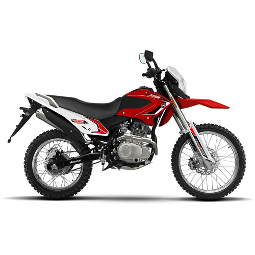 moto enduro motomel skua 250 pro financiada 0km