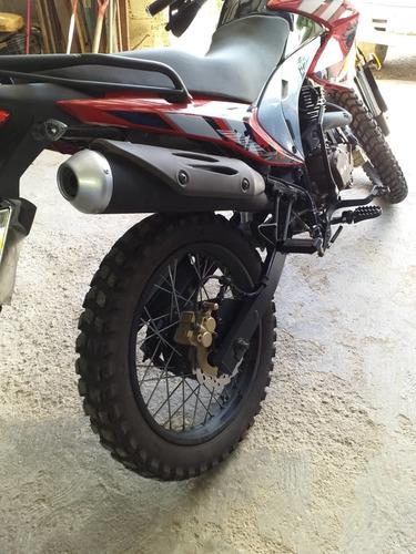moto enduro um ( bel)