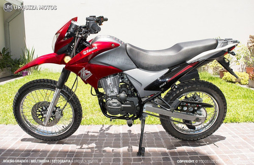 moto enduro zanella 150 motos