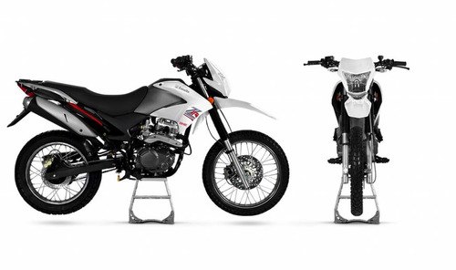 moto enduro zanella 250