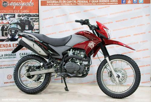 moto enduro zanella 250 motos