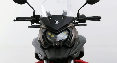 moto enduro zanella gt2 i calle street 0km financiada