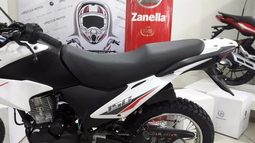 moto enduro zanella zr 150 cross zr150 0km urquiza motos