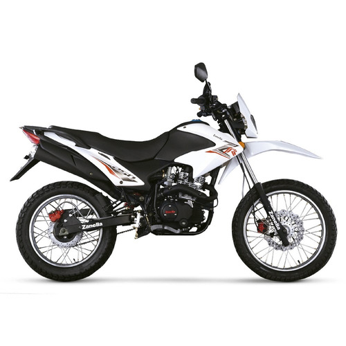 moto enduro zanella zr 250 lt cross zr250 0km urquiza motos