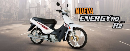moto energy 110 corven motos