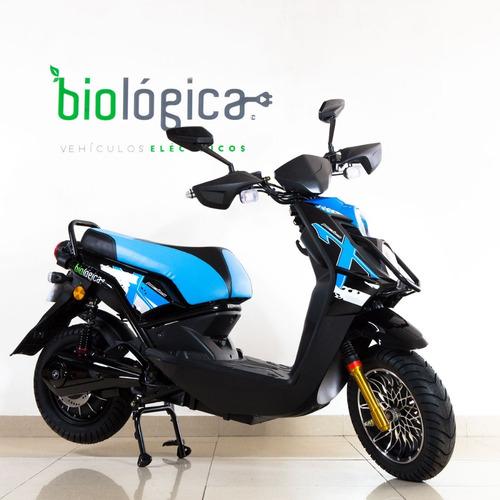moto energy bws x eléctrica - (reemplaza akt dynamic pro)