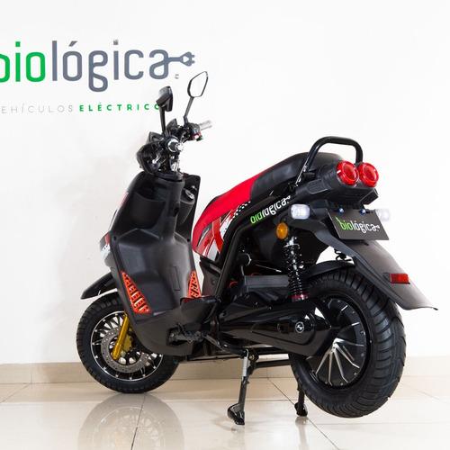 moto energy bws x eléctrica (reemplaza akt dynamic r125)