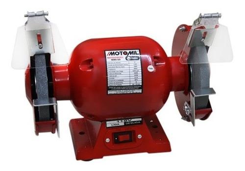 moto esmeril 360w - 110v - motomil-mmi50
