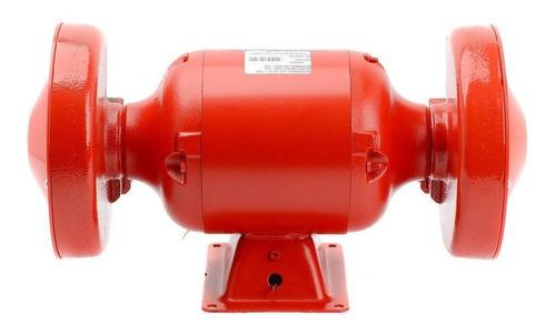 moto esmeril industrial 1/2 cv 370w mono 220v somar schulz