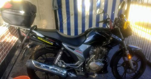 moto euromot juagei 150 cc