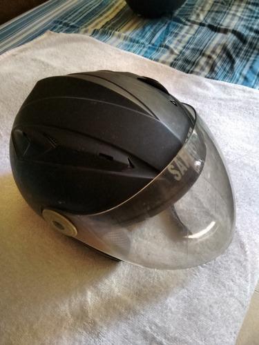 moto evolution casco