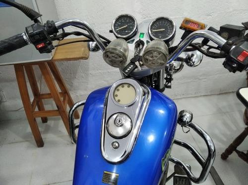 moto exclusive vendo como nueva